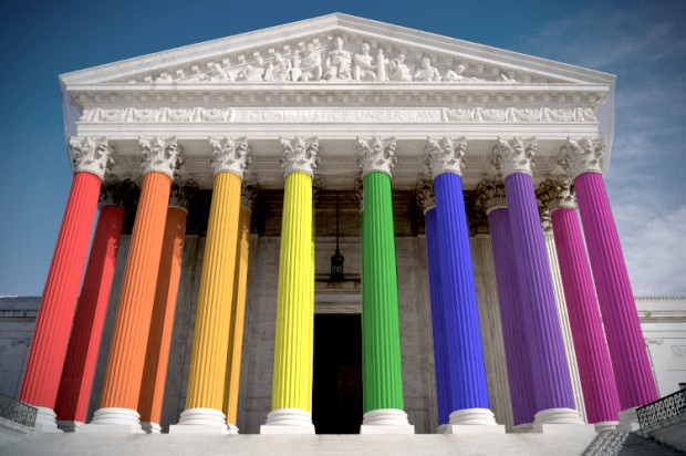 a case analysis of obergefell vs hodges on the legalization of same sex marriage Obergefell's case, however, also poses an unlikely danger to proponents of same-sex marriage currently, 37 states and washington, dc, have legalized same-sex marriage.